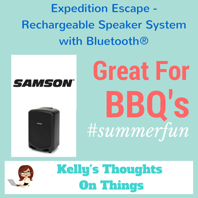 Expedition Escape - Rechargeable Speaker System with Bluetooth®