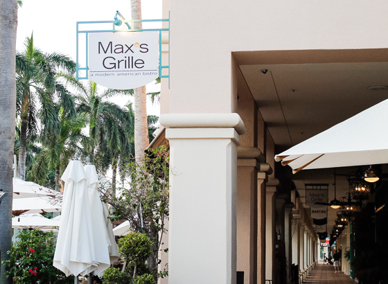 Eat At Max's Grille For A Modern American Bistro