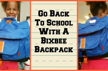 Bixbee Backpack