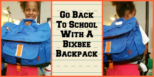Looking Cool For Back To School With #Bixbee Backpack