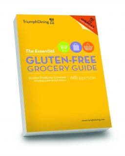 """""""New"""" The Essential Gluten-Free Grocery Guide Review"""