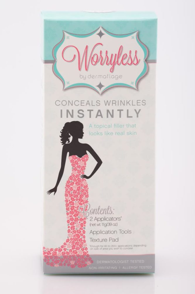 WorryLess: The 1st and Only Cosmetic That Looks Like Real Skin #giveaway
