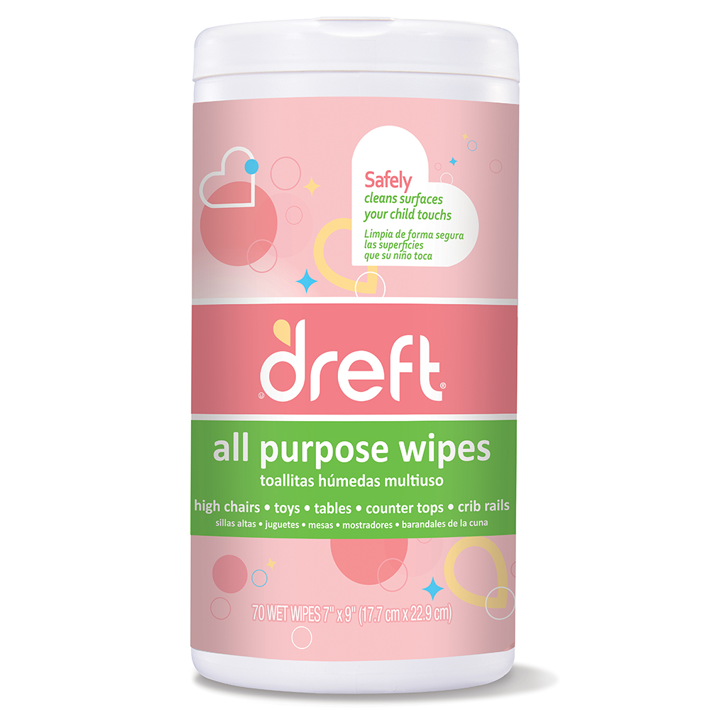 Dreft has a New Cleaning Line