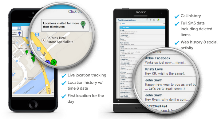 Mobile phone parental control software free