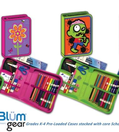 All-In-One School Supplies K-4