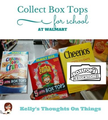 Get 5 Bonus Tops at Walmart ONLY!