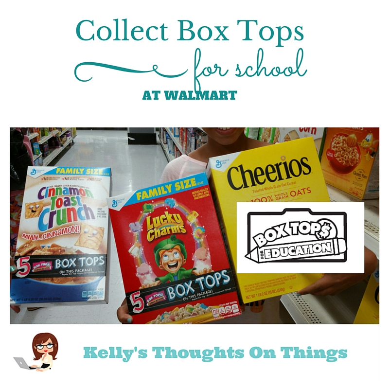 Why We Collect Box Tops for our School #Sponsored #Ad #BTFE