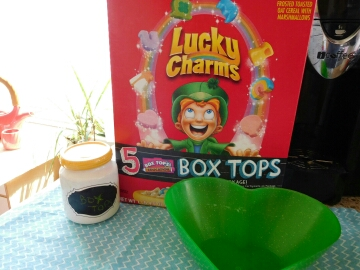 Get 5 Box Tops- Only at Walmart