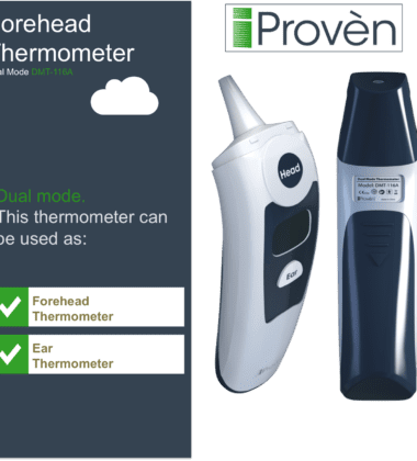 Easy Thermometer #iproven
