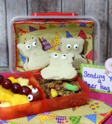 Lunch Box~ Bear Bento Lunch