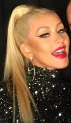Christina Aguilera's Glamorous & Sleek High Crown Pony she wore on The Voice Finale