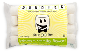 Healthy Snacking with Dandies Vegan Marshmallows