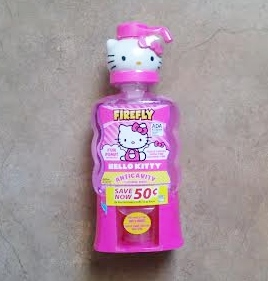 hello kitty mouthwash