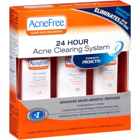 AcneFree is Perfect for Breakouts