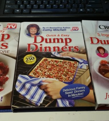 Dump Recipe Books