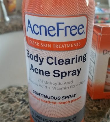 AcneFree Drying Lotion Acne Spot Treatment