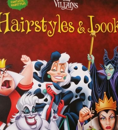 Disney Villains- Hairstyles and Looks
