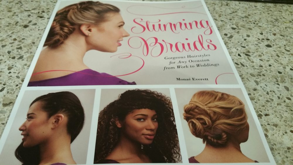 Stunning Braids For Any Occasion #bookreview