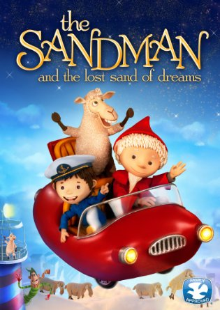 The Sandman and the Lost Sand of Dreams