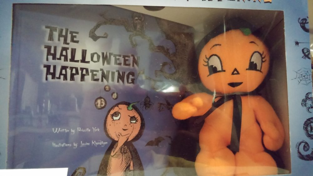 Book Review – Halloween Happening by Priscilla York