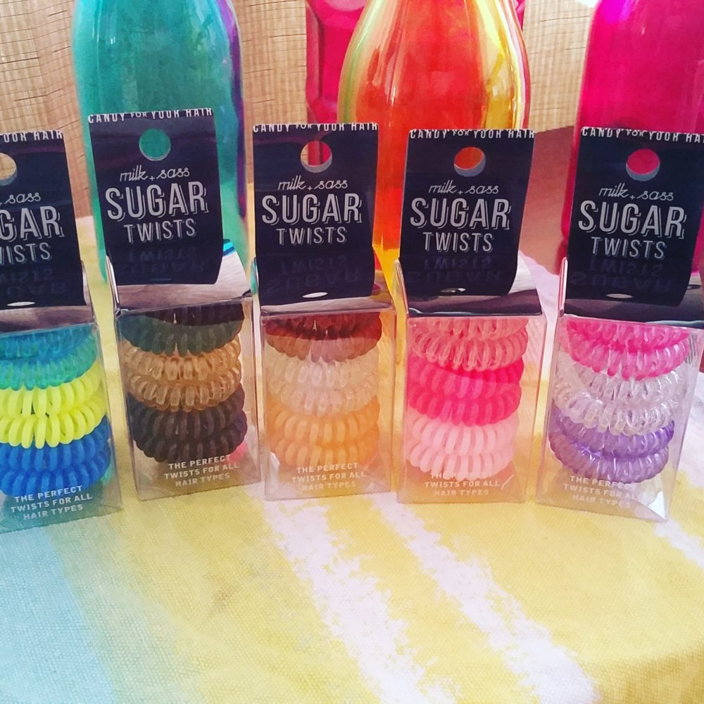 Sugar Twists- The Perfect Hair Tie