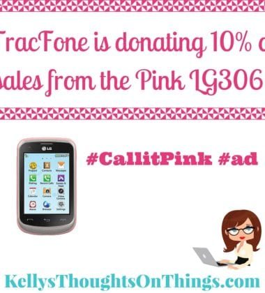 Tracfone #CallitPink #ad