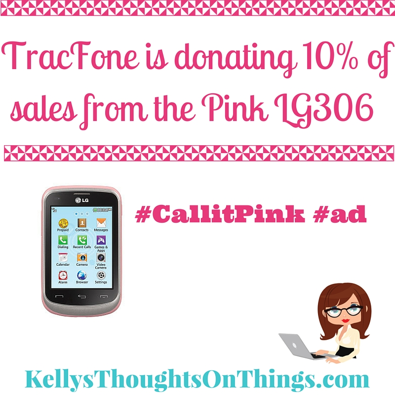Tracfone Breast Cancer Awareness  #CallitPink #ad