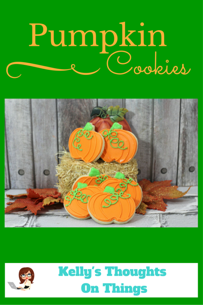 Is It Time For Pumpkin Cookies?  #recipe