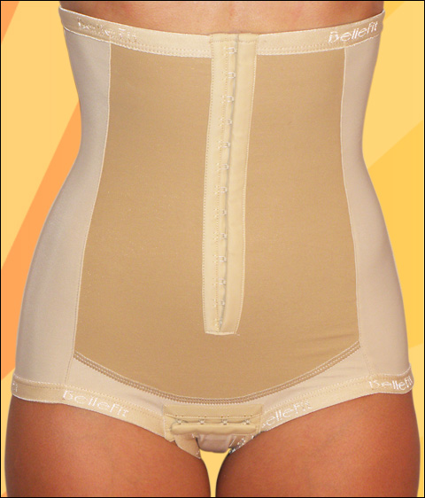 c8074a022a50f Losing My Postpartum Belly With the Bellefit Corset Girdle - Kellys ...