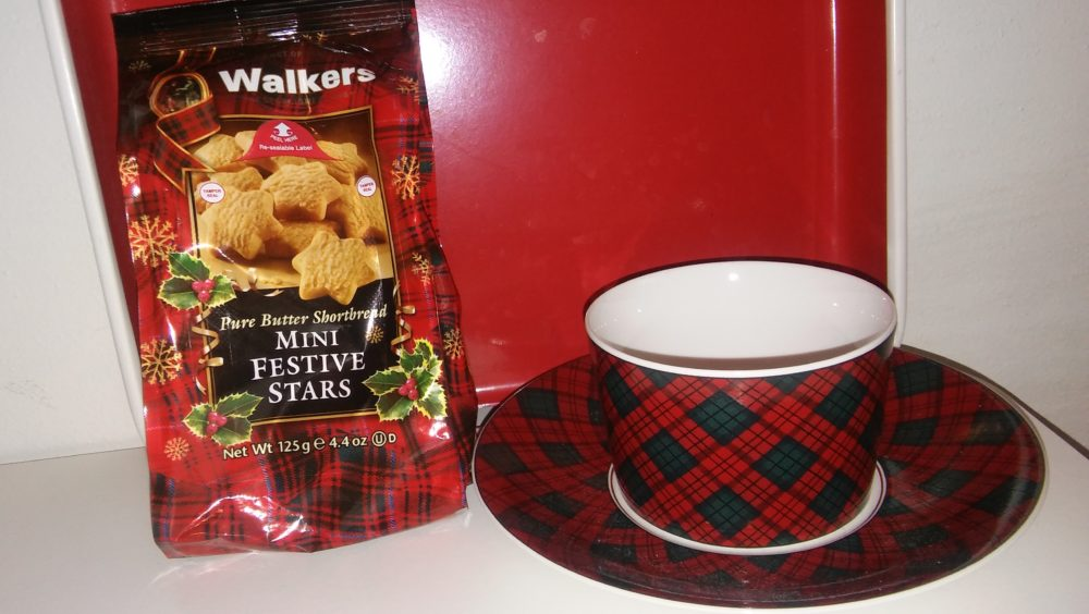 Walkers Shortbread Make it a Classic Christmas