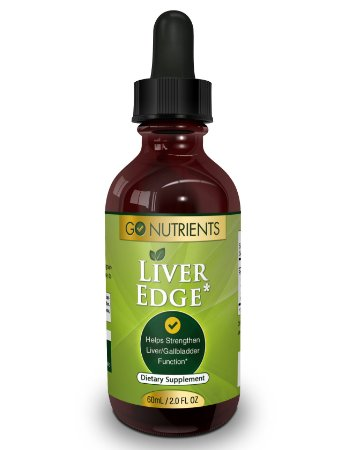 Liver Edge by Go Nutrients #LiverEdge