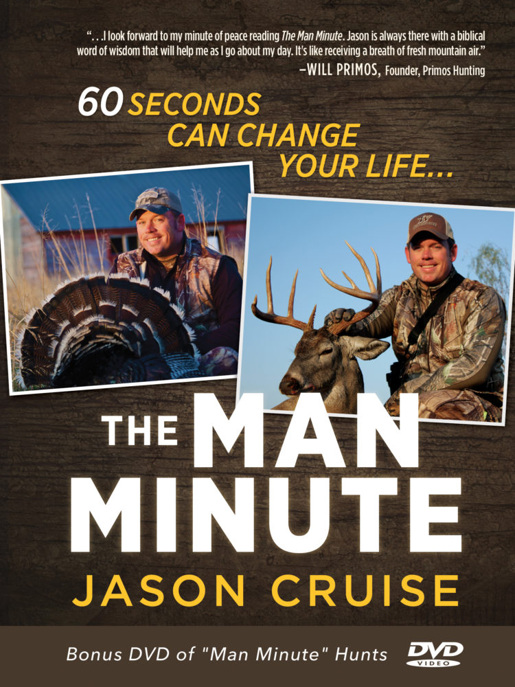 Give your man an inspirational book with Man Minute