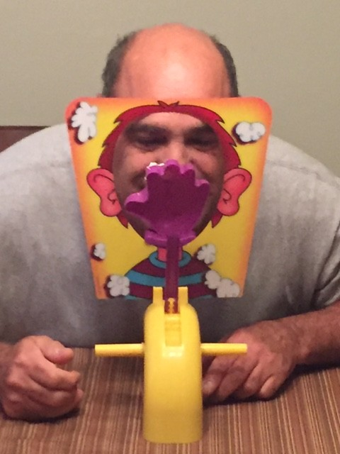 Have Fun On Game Night with Pie Face from Hasbro #PieFace #IC