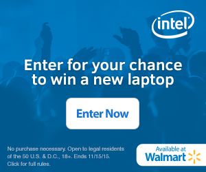 Do You Need a New Laptop? Enter This Contest For a Dell Inspiron #UpgradeWithIntel