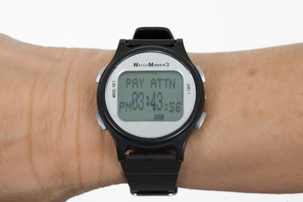 WatchMinder Perfect Gift For Reminders