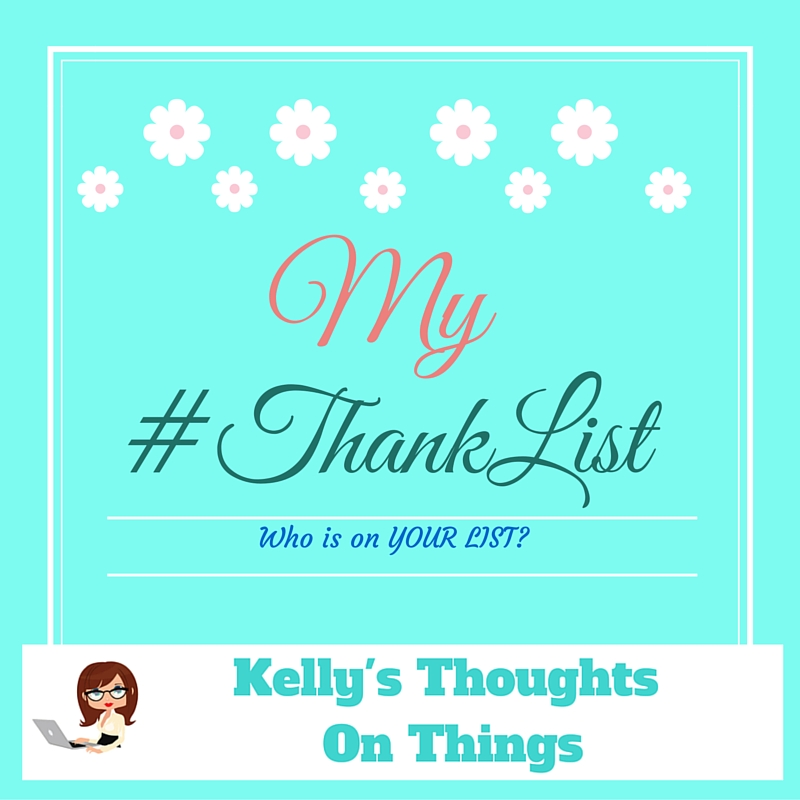 Let's Give Back- Who is on your #ThankList ? #30DayChallenge #ad @amgreetings