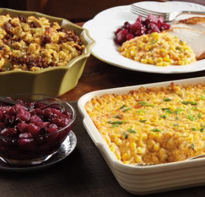 Top 10 List: America's Favorite Holiday Comfort Foods