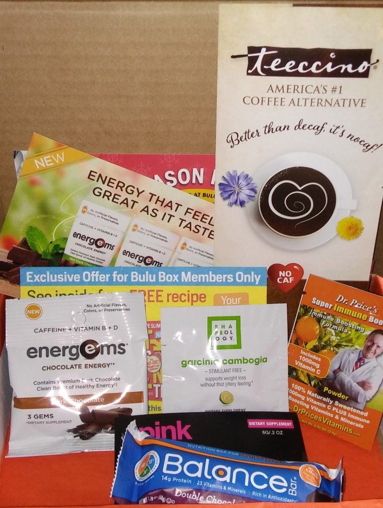 Gift for the Fitness Friend- Bulu Box