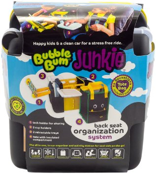 BubbleBum® Car Organizer Activity Station