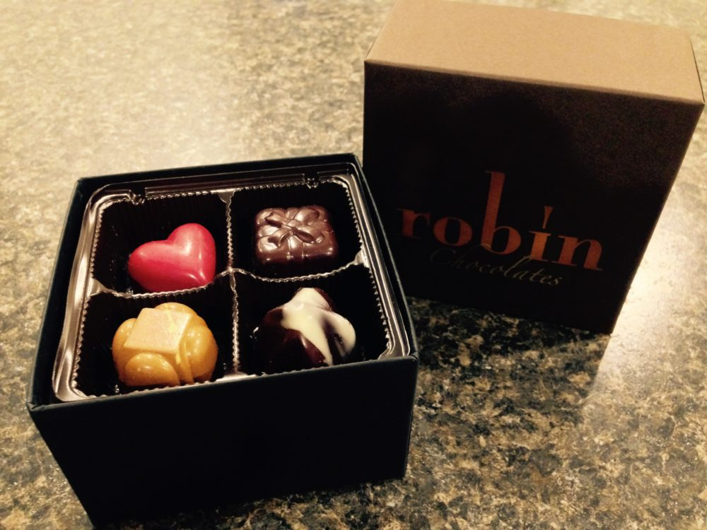 Wow Your Sweetheart This Holiday With Robin Chocolates