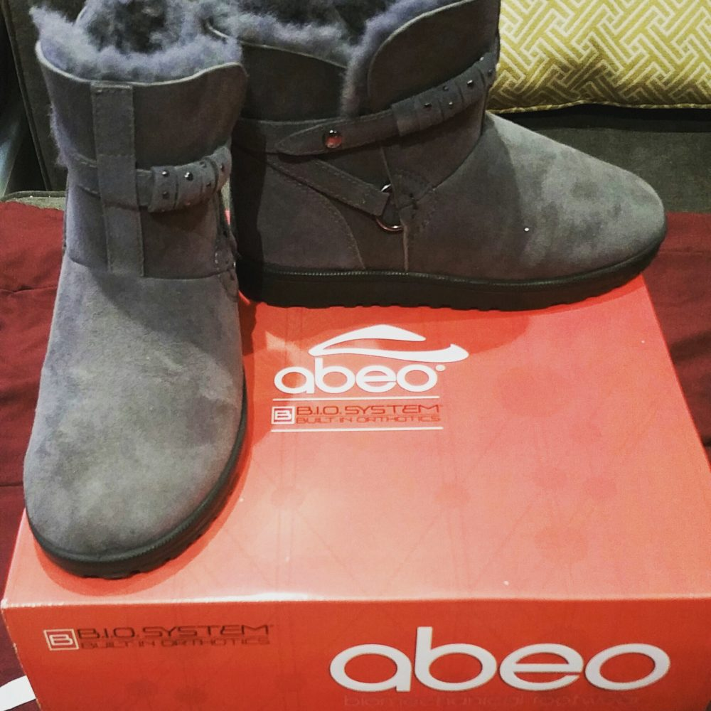 ABEO ~ The Future of Footwear