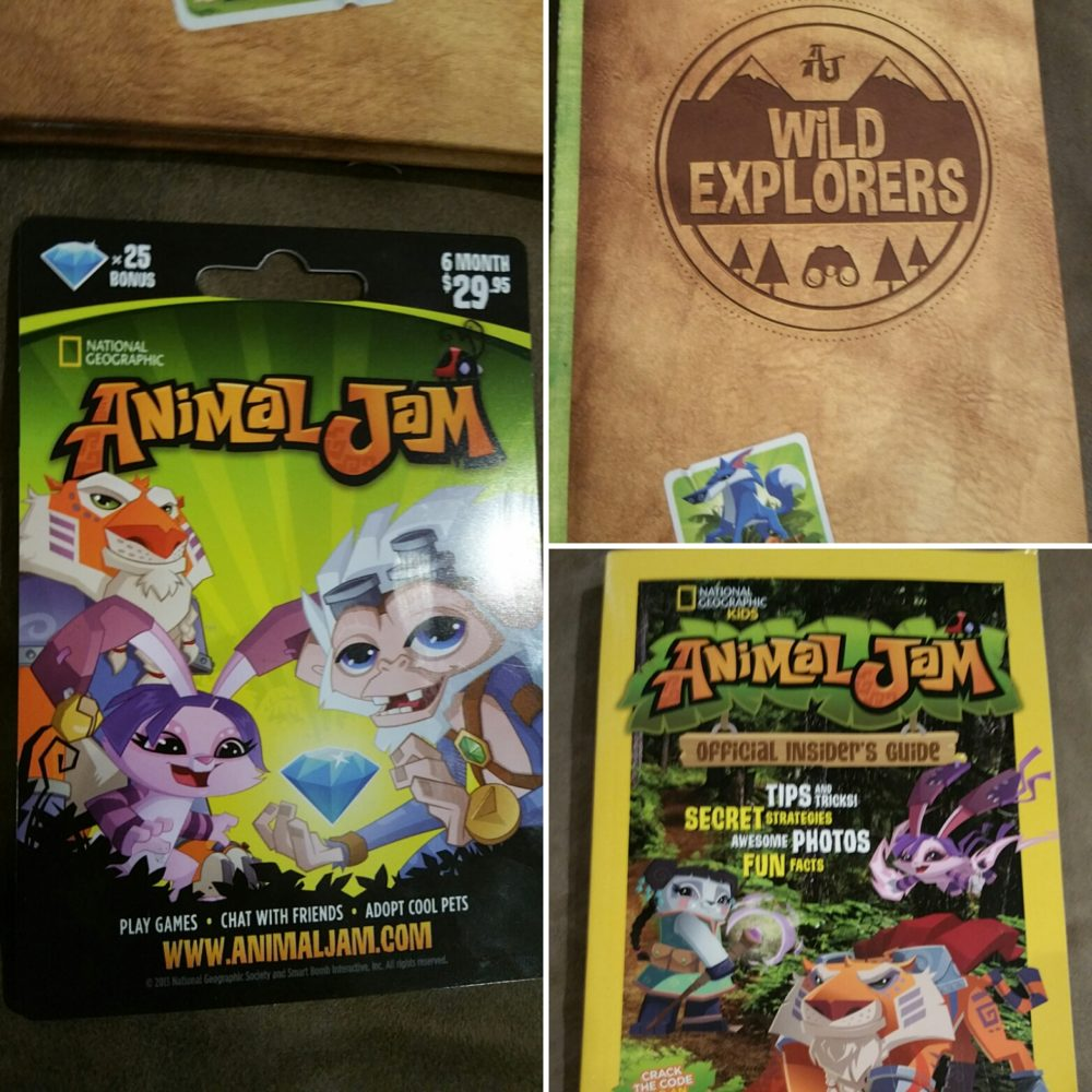 National Geographic Animal Jam~ Games and Learning