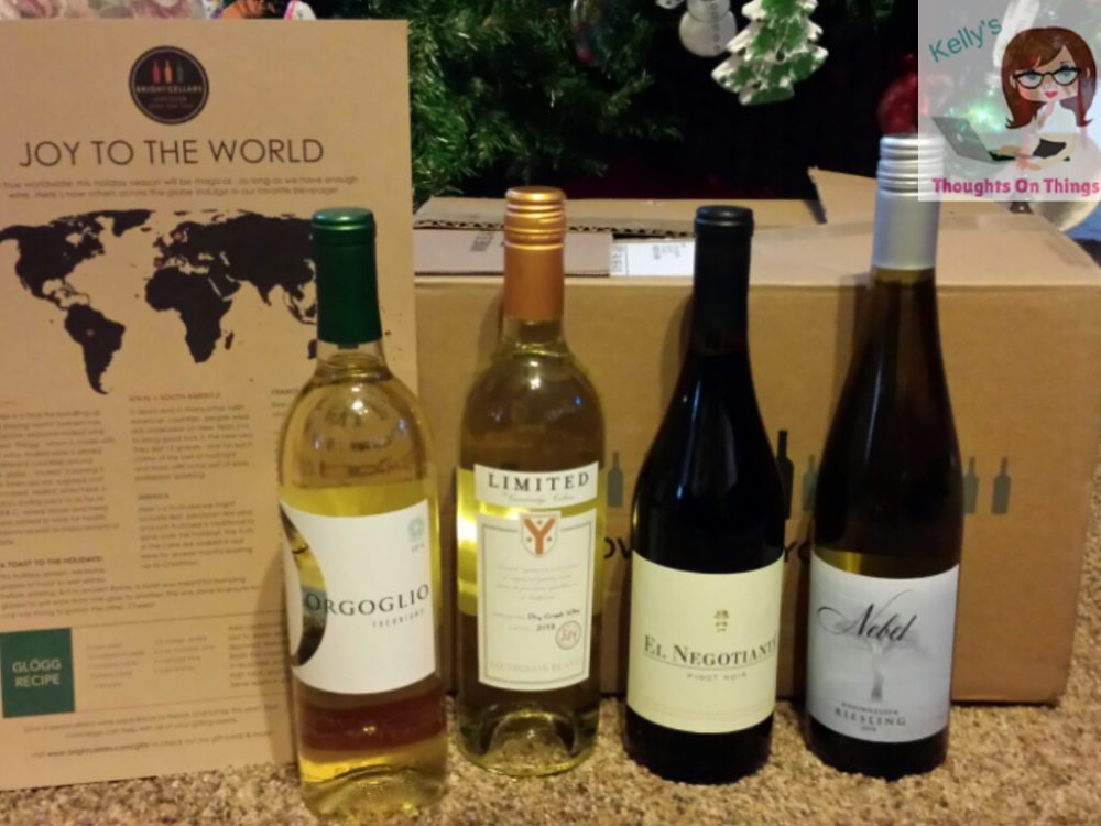 Bright Cellars Monthly Wine Club