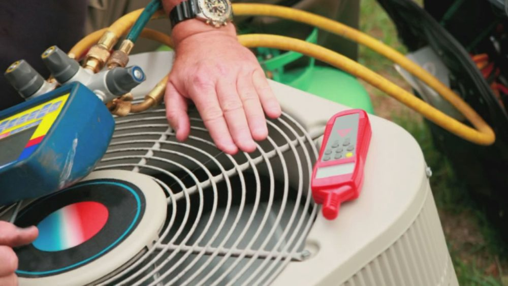 Common HVAC Maintenance and Repairs