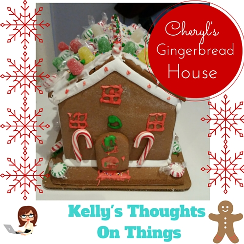 Cheryl's Gingerbread House Kit (Pre-Assembled)