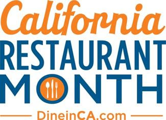 Experience the Golden State's Fresh and Innovative Flavor During the 6th Annual California Restaurant Month
