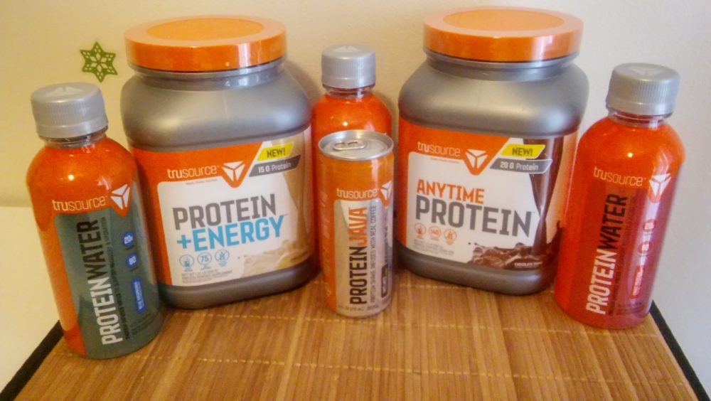 Trusource Protein Keeps your Fitness on Track in 2016