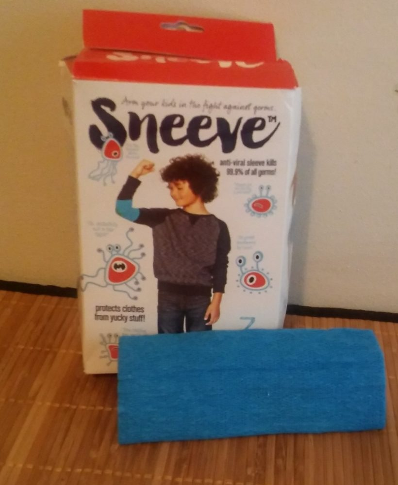 Arm your Kids with the Sneeve to Fight Germs!