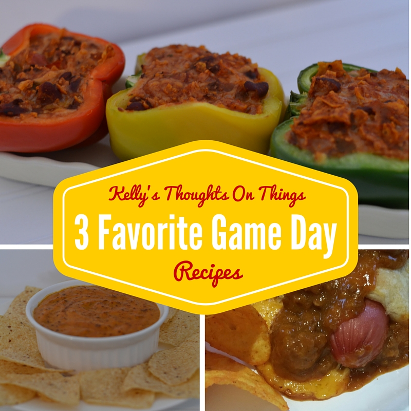 3 Favorite Game Day Recipes Spon Hormelchilination Kellys Thoughts On Things