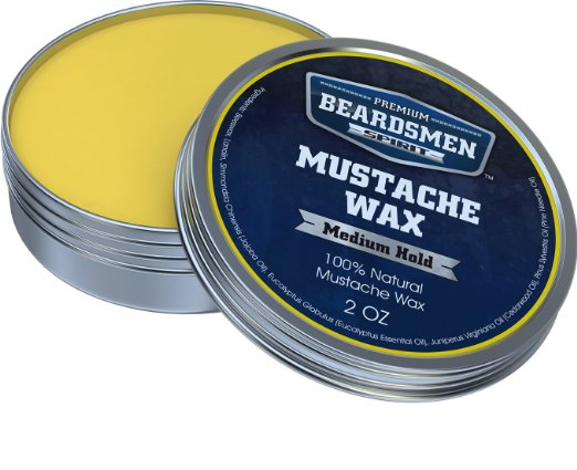 Men's Beard Care Product Selections